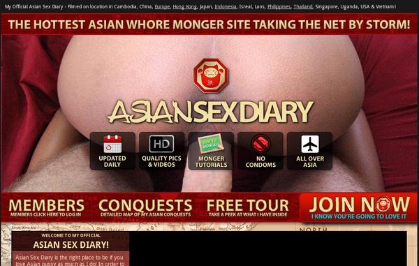 Asiansexdiary.com Trial Videos