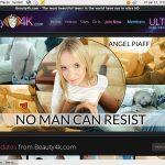 Beauty4k Site Passwords