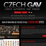 Free Acc For Czech GAV