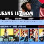Jeans Lezdom Membership Free
