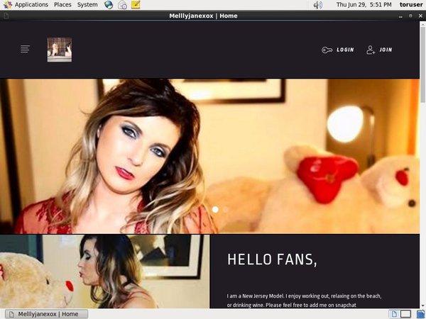 Melllyjanexox.modelcentro.com Renew Subscription