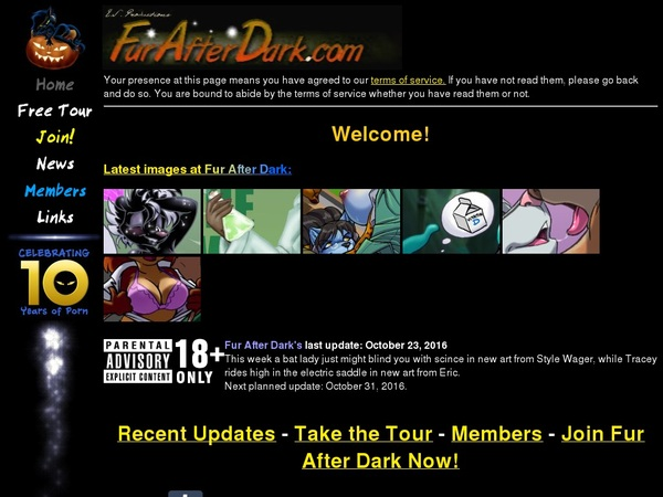 What Is Fur After Dark