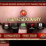 Account On Asian Sex Diary