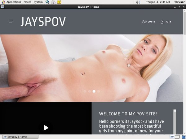 JaysPOV Buy Credit