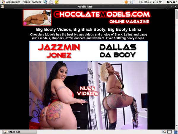 Login Chocolatemodels.com Free Trial