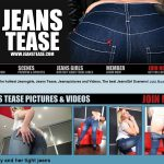 Jeans Tease Discount Monthly