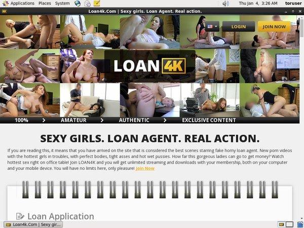 Loan4k Signup