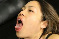 Sperm Suckers cum in mouth
