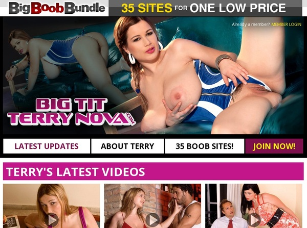 Big Tit Terry Nova Account Membership