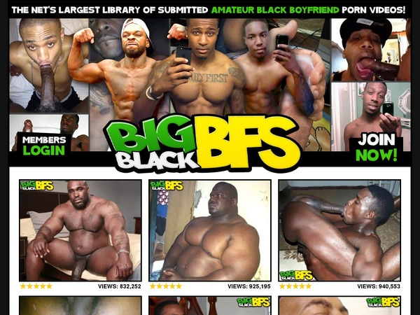 Discount Trial Big Black BFs