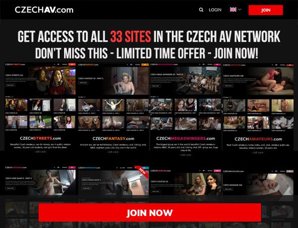 Czech AV Discount Username